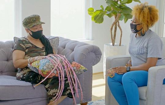 Ayanna Williams se rozhodla po téměř třiceti letech ostříhat své nehty.
