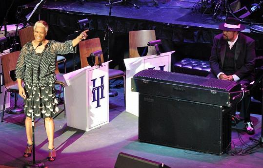 Dionne Warwick vystoupí v Česku vůbec poprvé.