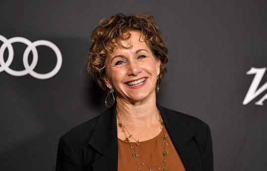 Je prezidentkou asociace SAG-AFTRA.