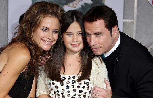 Dcera Ella se narodila v roce 2000.