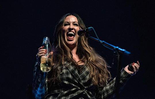 Začátkem letošního roku už vyjela na turné k výročí 25 let na scéně a v březnu vystoupila v Londýně.
