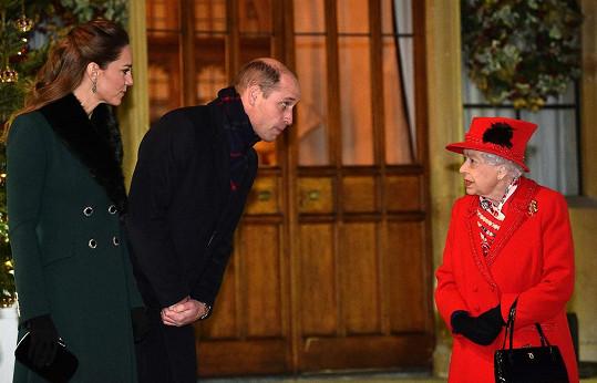 William s Kate se ještě nerozhodli, kde budou svátky trávit.