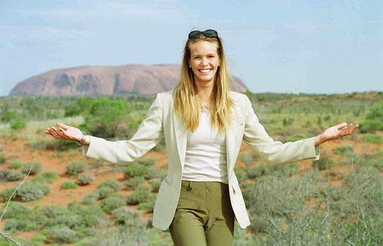 Elle Macpherson v roce 1998