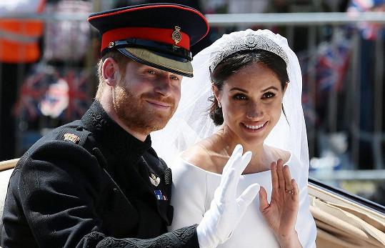 Došlo k ní několik dní před svatbou s Harrym.