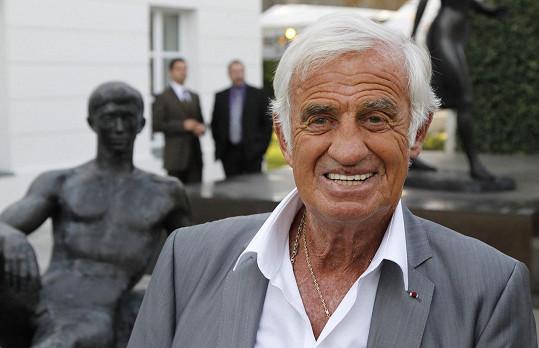 Jean-Paul Belmondo odešel do hereckého nebe v 88 letech.