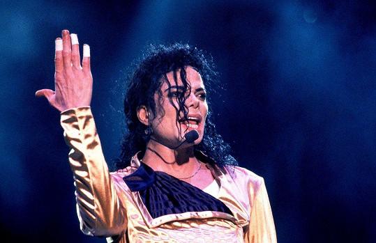 Michael Jackson zemřel v roce 2009.