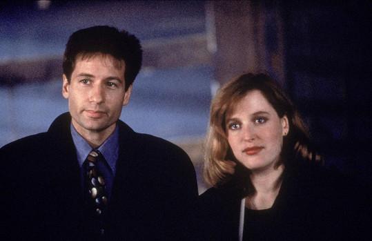 Akta X patřila k nejpopulárnějším seriálům 90. let.