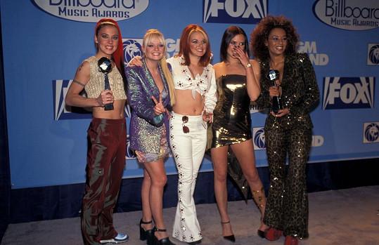 Modely, které oblékala jako Posh Spice, byly mnohem odvážnější.