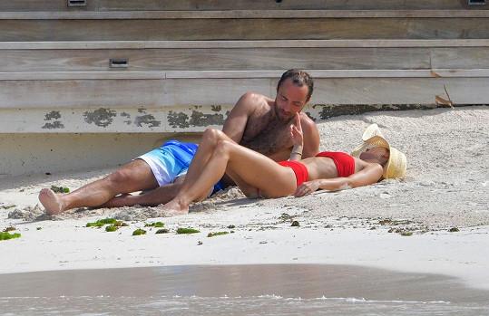 S Alizée Thevenet se zasnoubil před několika měsíci.
