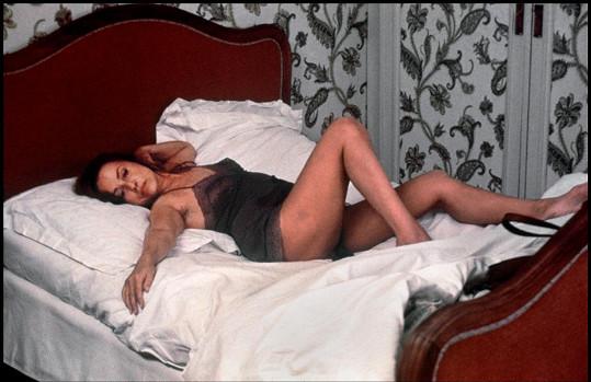Odvahu prokázala i ve filmu Buzíci (1974).