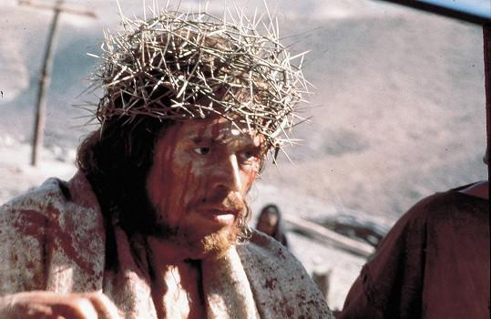 Willem Dafoe v Posledním pokušení Krista (1988)