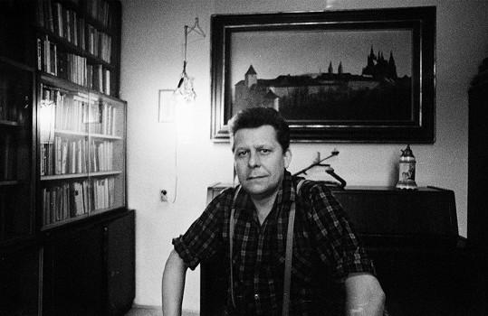 Vladimír Dvořák stál u zrodu Televarieté
