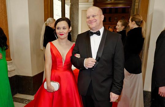 S manželkou Anetou, se kterou má dvě dcery a jednoho syna. Z předešlého vztahu má herec ještě jednu dceru.
