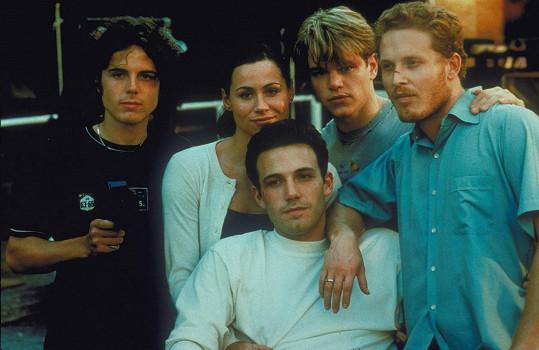 Minnie Driver si vysloužila nominaci na Oscara za film Dobrý Will Hunting, kde si zahrála po boku Matta Damona a bratrů Afflecků.
