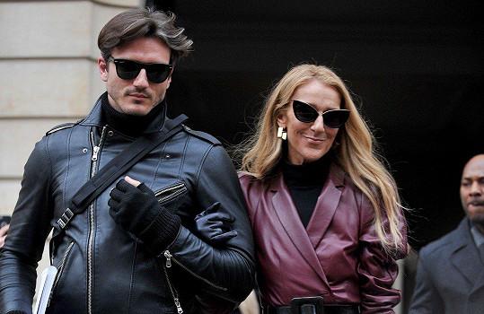 Céline s nejlepším přítelem Pepem Muñozem
