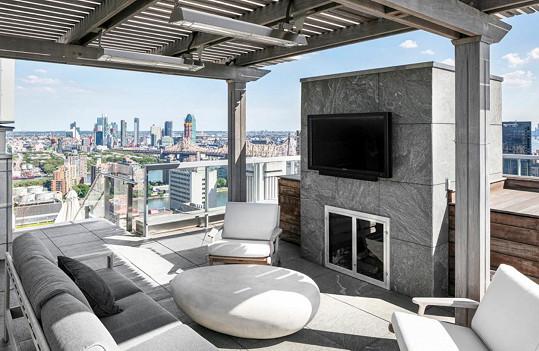 Byt poskytuje pohodlné bydlení pro ty nejnáročnější.