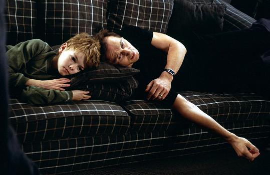 Jako Sam v Lásce nebeské s Liamem Neesonem