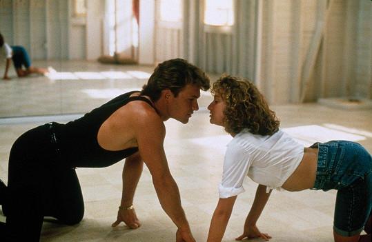 A i přes to, že Jennifer Grey nikdy nezískala slávu jako její herecký partner Patrick Swayze...