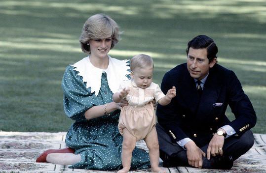 Královská návštěva Nového Zélandu v roce 1983