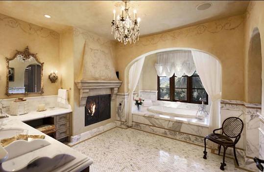 Jedna ze 16 koupelen
