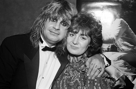 Sharon a Ozzy jsou spolu od roku 1979. Svatbu měli v roce 1982.