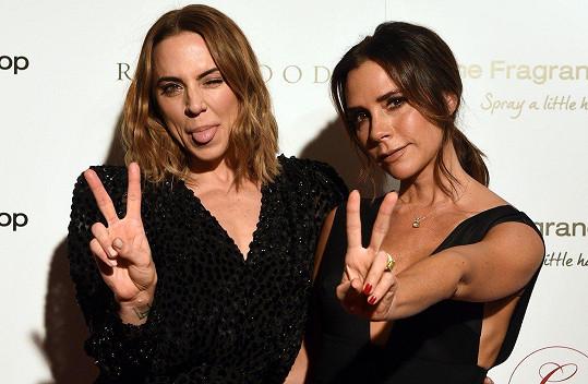 Victoria se nedávno na galavečeru potkala s Mel C. Na turné spolu ale nevyrazí.