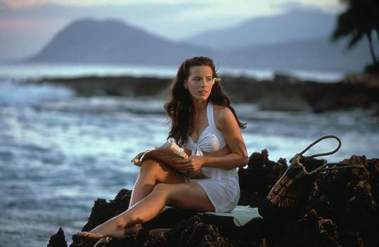 Kate v Pearl Harboru v roce 2001