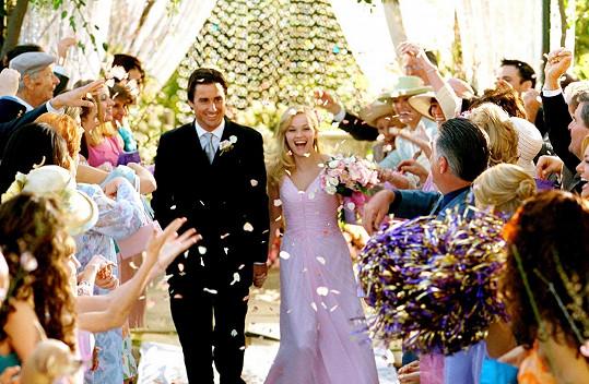 Ve filmu Pravá blondýnka byl vyvoleným Reese Witherspoon