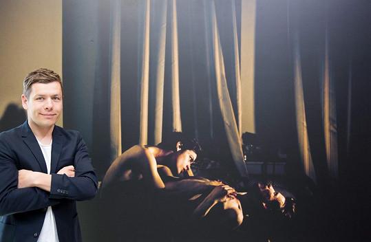 Vítězný snímek a jeho autor Mads Nissen