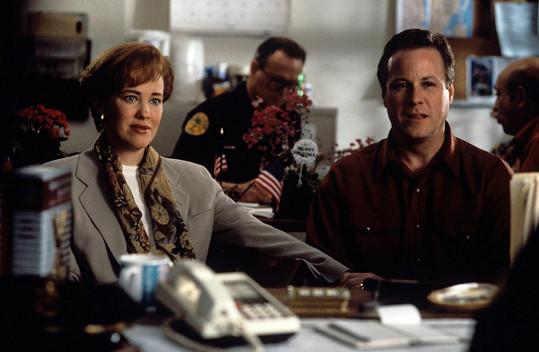 Catherine O´Hara ve filmu Sám doma: Ztracen v New Yorku (1992)