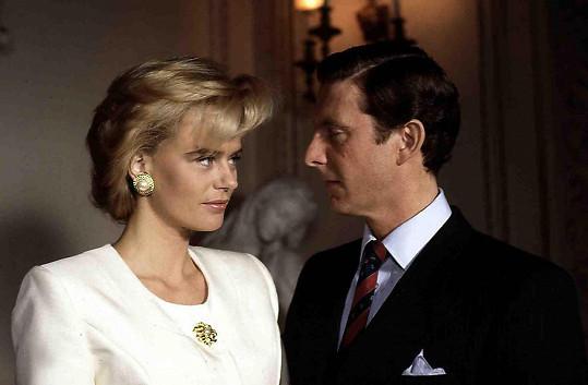 Ve filmu Diana: Her True Story (1993) podle stejnojmenné biografie Andrewa Mortona hrála Dianu Serena Scott Thomas.