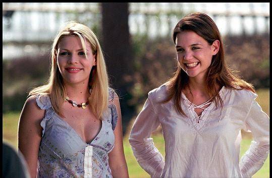 V seriálu Dawsonův svět hrála spolubydlící Katie Holmes.