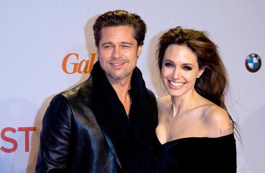 Angelina Jolie nelituje rozchodu s exmanželem Bradem Pittem. Bylo to podle ní správné rozhodnutí.