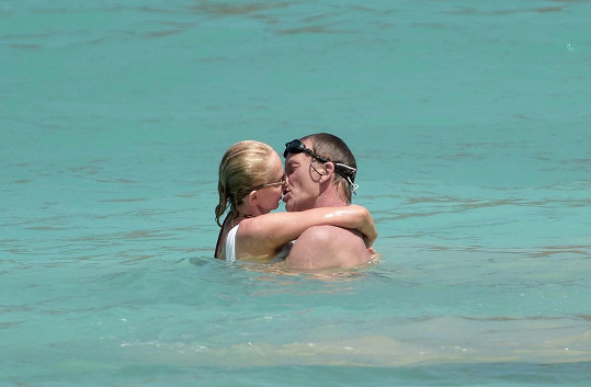 Sting a Trudie jsou úžasný pár.