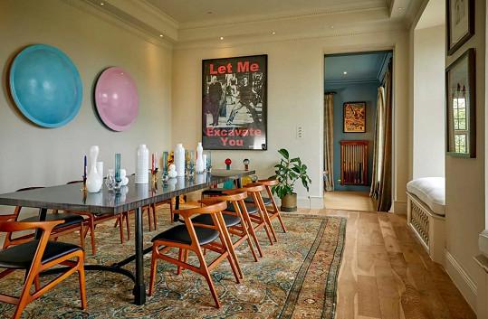 Dům je na prodej za 199 milionů korun.