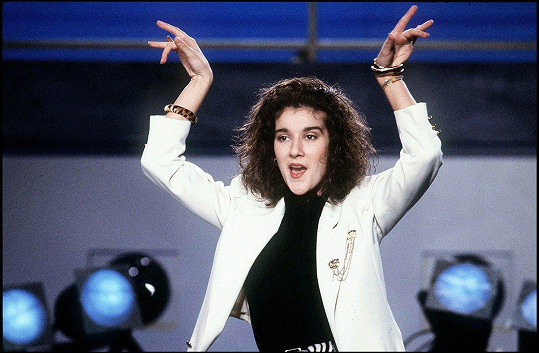 V 80. letech už měla slušně rozjetou kariéru.
