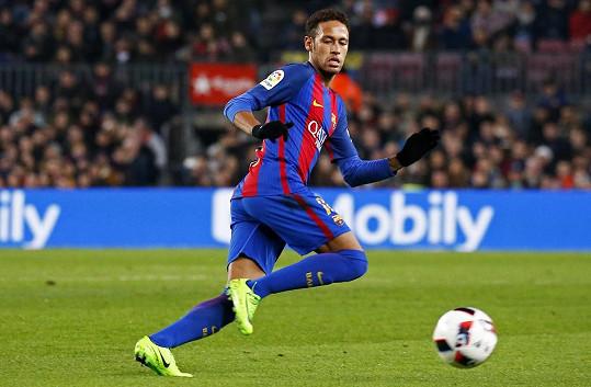 Svého času se líbila fotbalistovi Neymarovi (celým jménem Neymar da Silva Santos Junior).
