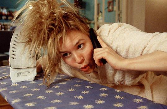 Smolařka Bridget Jonesová zůstane s Renée navždy spojená.