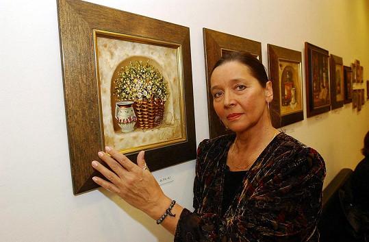 Libuše Geprtová podlehla v roce 2005 rakovině. Bylo jí 63 let.