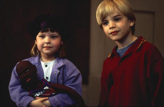 Diváci si Tabithu pamatují jako holčičku Julie z Kdopak to mluví 3 (1993).