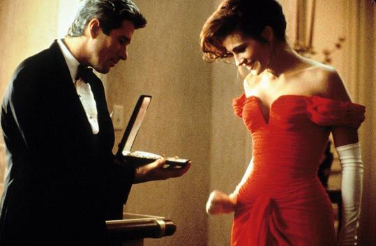 Julia Roberts ve svém nejslavnějším filmu Pretty Woman