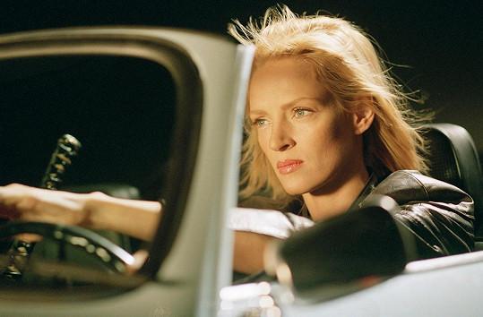 Uma Thurman nabourala a zranila se při scéně v Kill Bill 2.