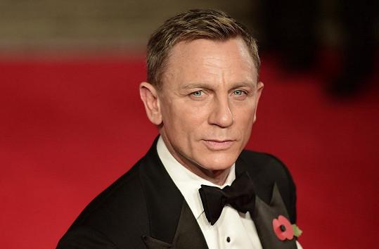 Podle Daniela Craiga je dědictví nevkusné.