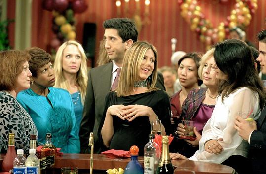 Chybu odhalila fanynka v epizodě Chlap s chutí do života.