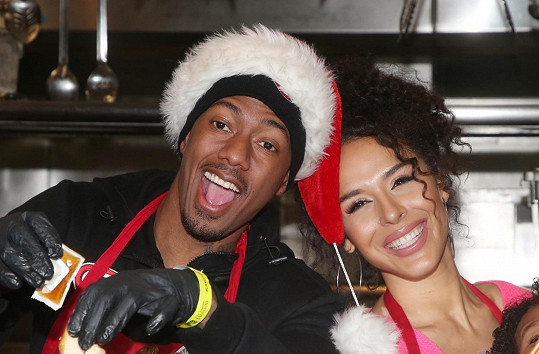 Brittany Bell a Nick Cannon oznámili narození dcery Powerful Queen.