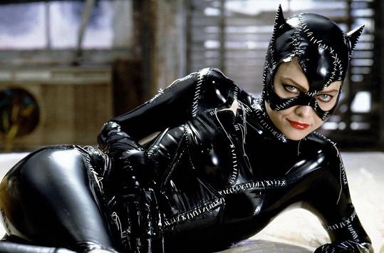 Catwoman si zahrála v minulosti i Michelle Pfeiffer...