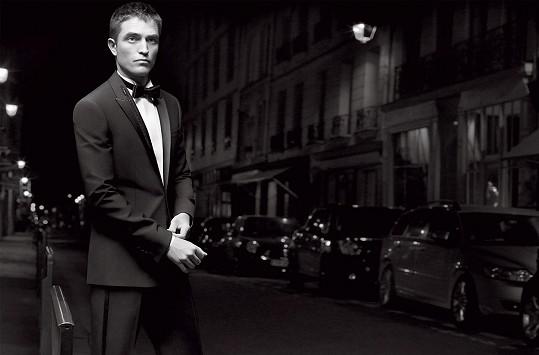 Robert Pattinson ztvární nového Batmana.