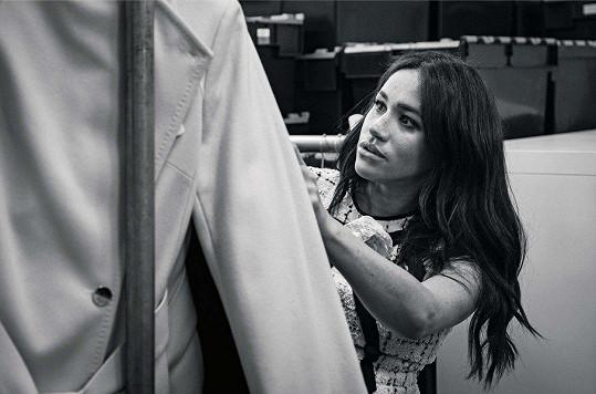 Vévodkyně se stala editorkou nejdůležitějšího čísla britského Vogue letošního roku.