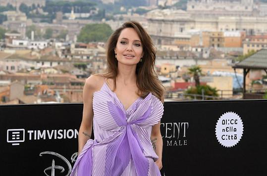 Na Angelinu Jolie toho prý v posledních letech bylo moc...
