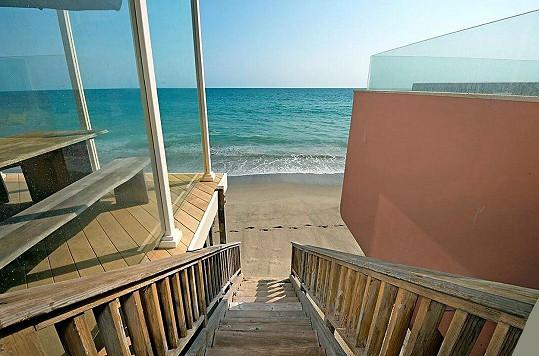 Z domu sejdete rovnou na pláž.